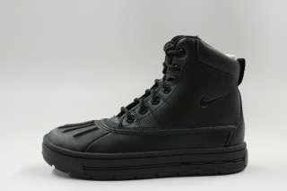 Nike Woodside ACG Black on Black Authentic Winter Boot Pre School