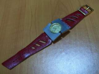 RARE & COLLECT 70s PIERRE CARDIN BY JAEGER LADIES WATCH