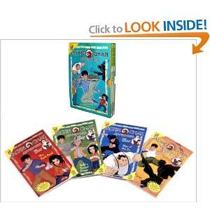 Jackie Chan Adventures Boxed Set (Books 1 4