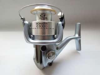 New Shimano BIOMASTER C3000 Spinning Reel Jigging Reel Japan
