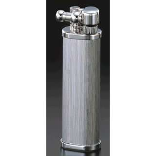 Corona Delgado Chrome With Hairlines Cigarette Lighter