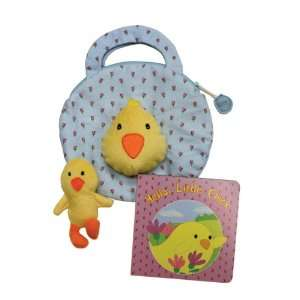 My Little Chick Tote Bag (9781438071091) Christine Lyn