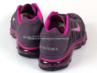 Nike Wmns Air Max+ 2011 Wine/Vivid Grape Purple Womens Running 429890