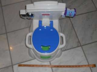 Fisher Price Potty Training Toy Toilet