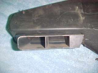 68 69 Camaro Inner Heater Box with Air Conditioning   Used