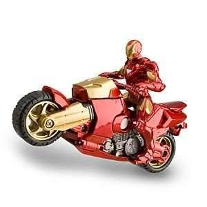Disney Iron Man 2 Armor Quad Toys & Games