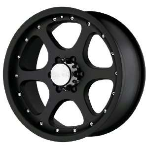 Black Rhino Wheels Ocotillo Series Matte Black Wheel (17x9