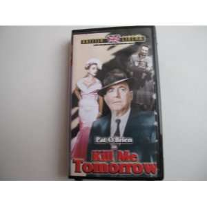 Kill Me Tomorrow [VHS] OBrien, Coulouris Movies & TV
