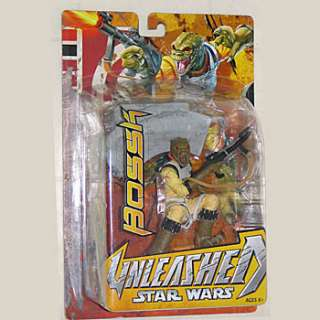 Star Wars Unleashed Bossk Darth Vaders Bounty Hunter