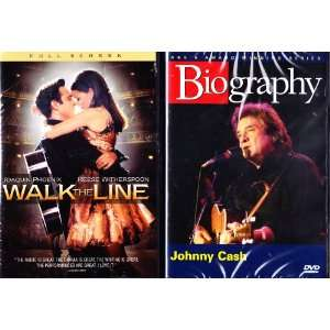 Biography Johnny Cash , Walk the Line the Movie  The Johnny