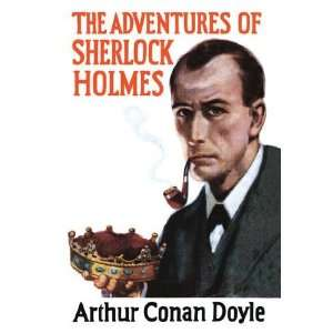 Sherlock Holmes Mystery (book cover) 20x30 poster