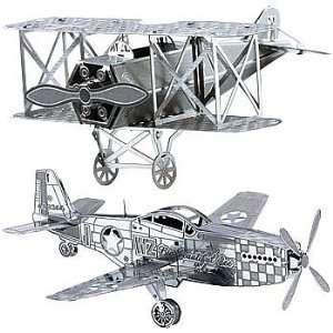 Laser Cu Mini Airplane Models Amazingly Deailed World