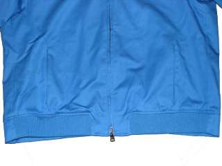 165 NWT ARMANI EXCHANGE A/X MENS BLUE HOODED WINTER JACKET COAT SIZE