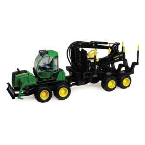John Deere Logging Toy 1/50th 1110E Forwarder TBE15928