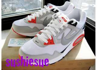 Nike Air Max Skyline Infrared Sz 9 Grey 90 1 Powerwall HOA Patta