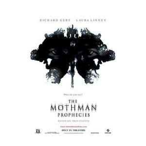 THE MOTHMAN PROPHECIES (ADVANCE) Movie Poster: Home
