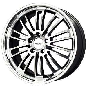TSW Alloy Wheels Nardo Gunmetal Machined Wheel (19x9.5