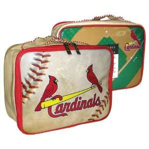 Saint Louis Cardinals MLB Soft Sided Lunch Box
