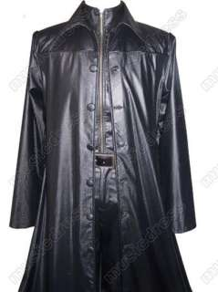 Resident Evil 5 Albert Wesker ONLY coat cosplay costume