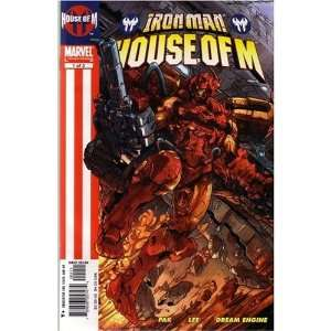 Iron Man House of M issues 1 3 (The Entire Storyline) All