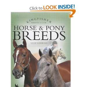 Horse and Pony Breeds (Kingfisher Riding Club