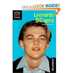 Leonardo DiCaprio (High Interest Books) (9780516235233