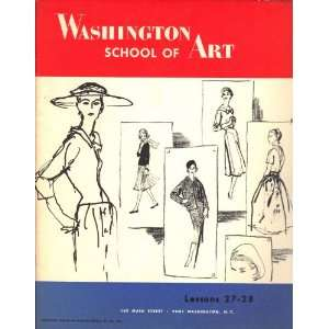 Washington School of Art (Lessons 27 28) N. A. Mario Cooper, Eunice