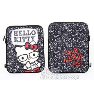 Loungefly Hello Kitty Nerd iPad Sleeve