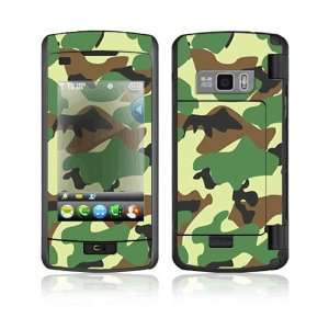 Camo Decorative Skin Cover Decal Sticker for LG enV Touch