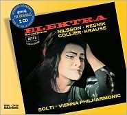 Richard Strauss Elektra, Georg Solti, Music CD
