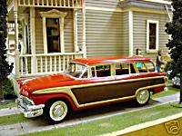 Ford Country Squire Wagon 125 Scale AMT We Sell World Wide