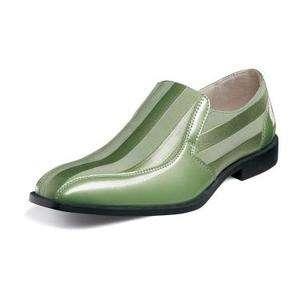 Stacy Adams Regalia Mens Dress Shoes 24743 Mint Green Leather All