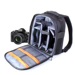 DURAGADGET Portable Water Resistant Backpack With Sturdy Handgrip For