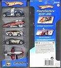 Hot Wheels 2005 Wastelanders 5 Car Gift Pack