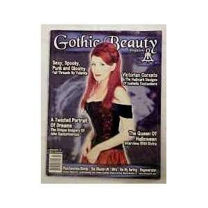 Gothic Beauty Magazine Issue 7 (Elvira, John Santerineross