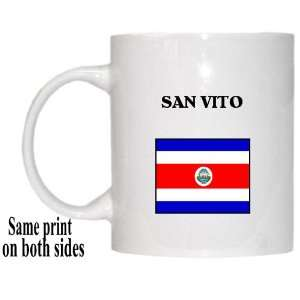 Costa Rica   SAN VITO Mug: Everything Else