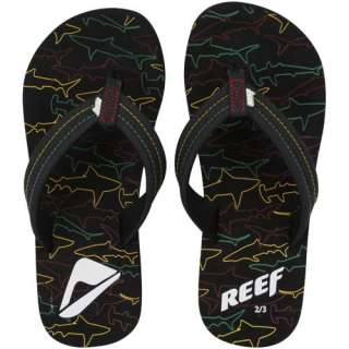 down for a day of exploring by the shore in the Reef Ahi flip flops