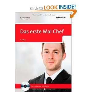 Das erste Mal Chef (9783648012727) Ralph Frenzel Books