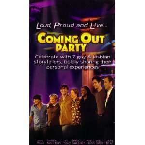 Coming Out Party [VHS]: Rene Hicks, John Riggi, Bob Smith