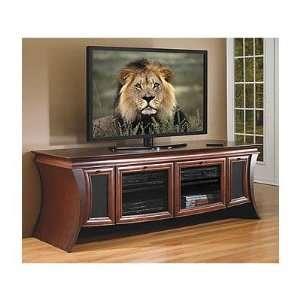 Screen Home Theater Credenza Color: Autumn Brown: Furniture & Decor