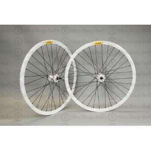 Wheel Master Velocity Deep V Wheel Set   700c, 32H, FX/FX