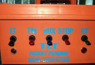 Portable Self Powered Semi Truck Trailer Light Tester