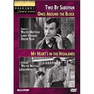 Broadway Theatre Archive): Walter Matthau, Larry Hagman: Movies & TV