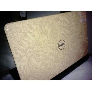 Design Studio Lid for Inspiron R Series Laptop   Shaadi Electronics