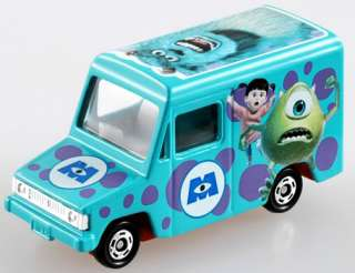 Tomy Tomica Disney Monsters Inc. Isuzu HiPac Van D 12