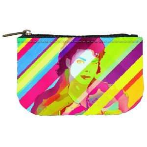 Colorful Michael Jackson King of Pop Mini Coin Purse