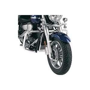 07 10 YAMAHA XVS13CT SHOW CHROME HIGHWAY BARS Automotive