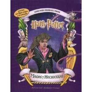 Para Colorear (Spanish Edition) (9789500721110) J. K. Rowling Books