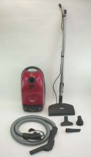 NICE MIELE cat & dog S316i CANNISTER VACUUM CLEANER W TOOLS