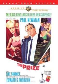 The Prize: Paul Newman, Elke Sommer, Diane Baker